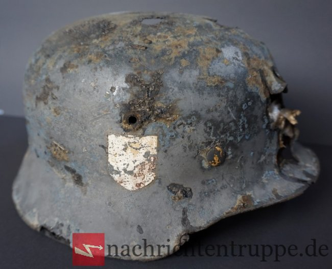 Stahlhelm M35 Luftwaffe early